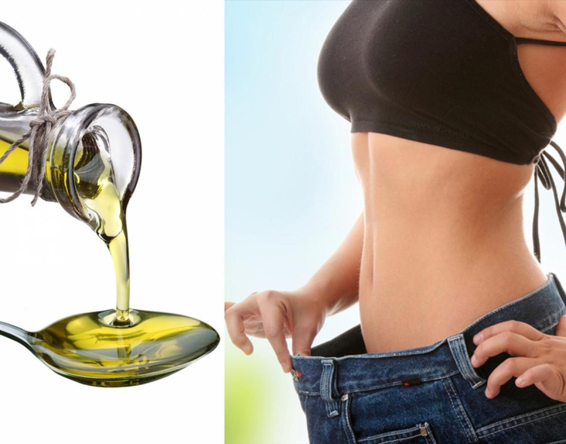 касторовое масло с кефиром для похудения